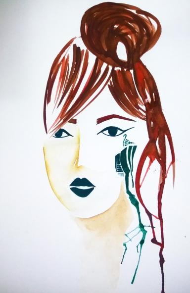 Aadila Portrait